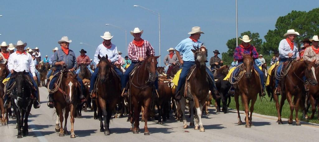 cowboys rule in downtown okeechobee nancy dale ph d